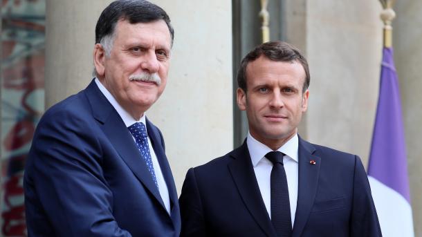 Macron razgovarao sa Sarrajem: Problem u Libiji ne može se riješiti vojnim putem