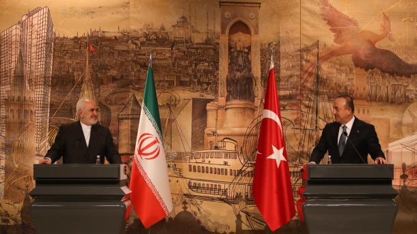 Çavusoglu: Shpresoj që SHBA-ja të kthehet në marrëveshjen bërthamore me Iranin   TRT  Shqip