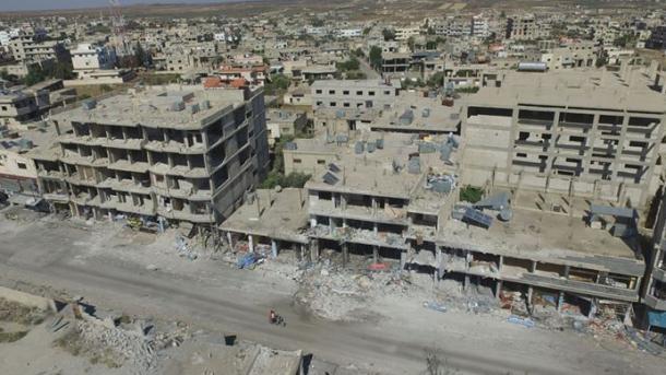 Regjimit i Esadit sulmon Deran, vriten 6 civilë | TRT  Shqip