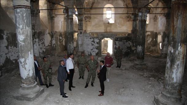 Turquie: Une église arménienne de Sivas va être restaurée
