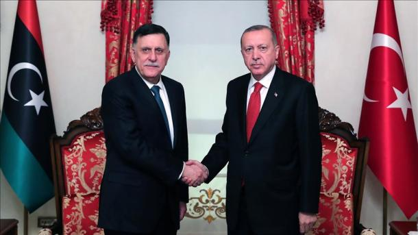 Turqia dhe Libia nënshkruajnë dy memorandume mirëkuptimi   TRT  Shqip