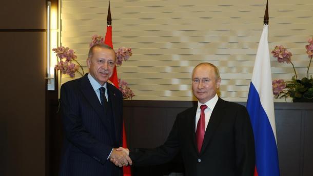 Erdogan: Paqja në Siri varet nga marrëdhëniet turko-ruse | TRT  Shqip