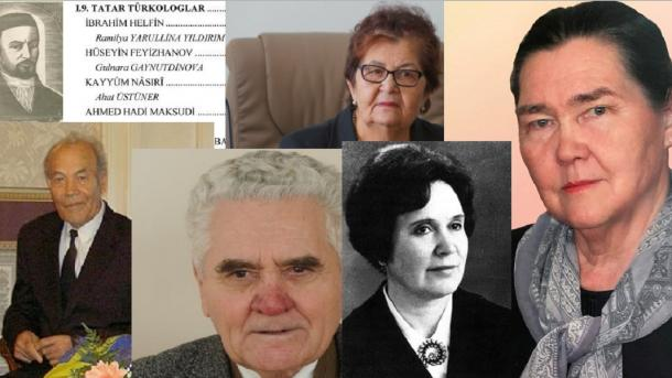 Törek häm tatar tyurkologları xezmättäşlege   TRT  Tatarça