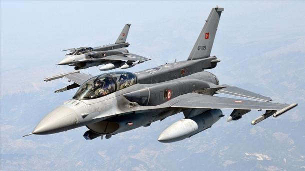 ترک مسلح افواج نے آپریشن کر کے PKK کے ٹھکانے تباہ کر دئیے