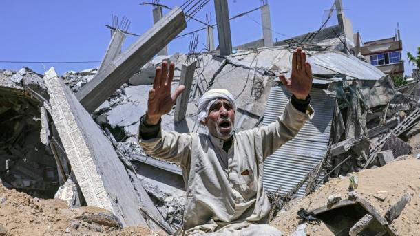 Rëndohet bilanci i sulmeve izraelite në Rripin e Gazës, të paktën 200 martirë   TRT  Shqip