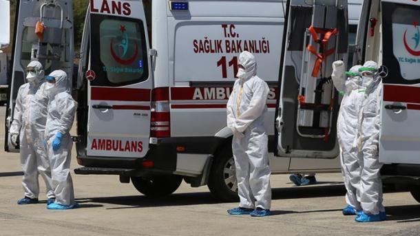 Koronavirusi në Turqi (29 korrik) – 14 të vdekur dhe 996 të shëruar në 24 orët e fundit | TRT  Shqip