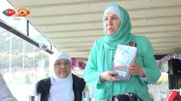 Seber tatarlarınıñ Törkiyägä kilüe tarixı   TRT  Tatarça