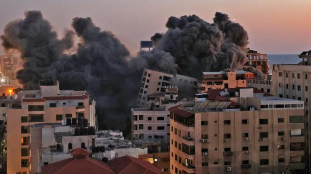 ٹی آر ٹی اردو - اسرائیل کی غزہ پر بمباری جاری،شہدا کی تعداد 35 ہو گئی thumbnail