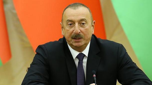 Aliyev: Kushti i vetëm i Azerbajxhanit është tërheqja e ushtrisë së Armenisë   TRT  Shqip