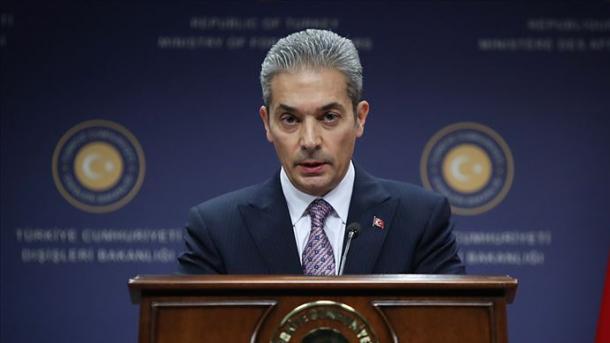 Hami Aksoy: Greqia duhet të zgjohet nga ëndrra bizantine, Shën-Sofia është e Turqisë   TRT  Shqip