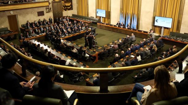 Komiteti Kushtetues Sirian synon të përqendrohet në pika të përbashkëta e jo në dallime   TRT  Shqip