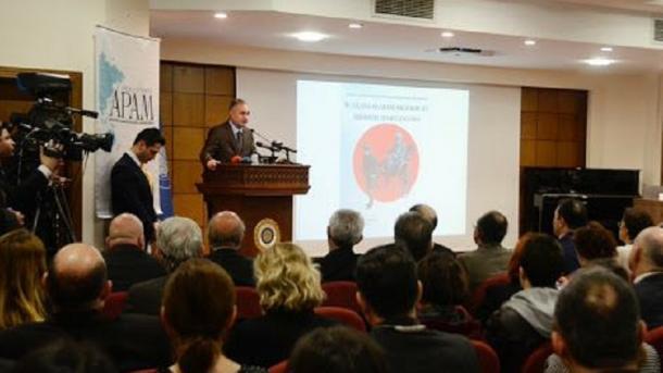 Ğabdräşit İbrahim belän onıtılğan säxifälärne barlaw   TRT  Tatarça