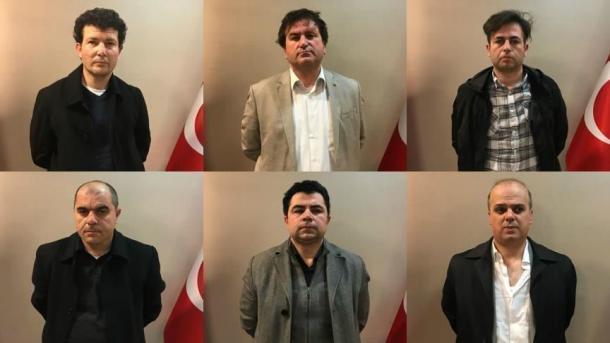 Stamboll – Gjykata pranon aktpadinë kundër pjesëtarëve të FETO-s të sjellë nga Kosova | TRT  Shqip