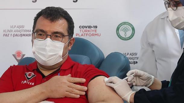 Vaksina inovative inaktive antiCOVID e Turqisë përfshihet në listën e OBSH-së   TRT  Shqip