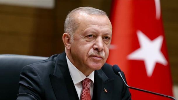 Erdogan: Vazhdojmë t'i dalim zot turqishtes sonë duke përqafuar të gjitha pasuritë e saj   TRT  Shqip