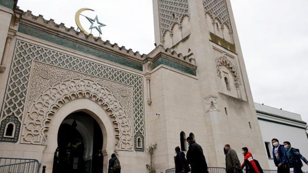 AOHR-ja dënon vendimin e qeverisë franceze për të inspektuar xhamitë në vend | TRT  Shqip