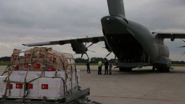 Turqia dërgon ndihma mjekësore në Sanxhak të Serbisë | TRT  Shqip