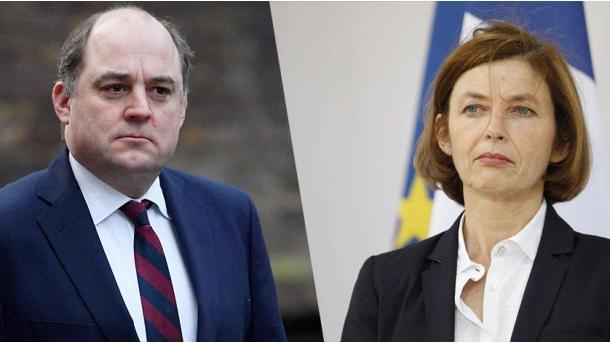 فرانسیسی اور برطانوی وزرائے دفاع کے درمیان ملاقات منسوخ ہو گئی thumbnail