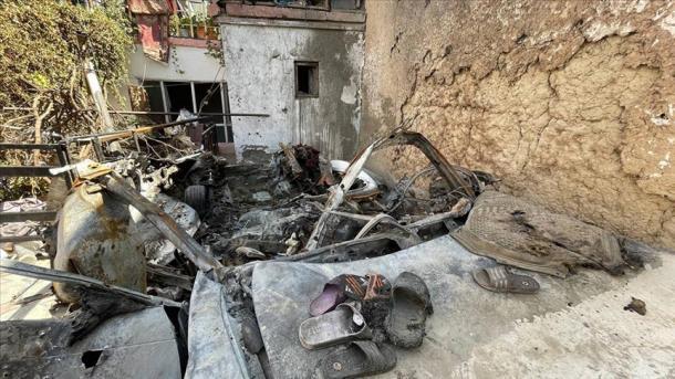 Ushtria dhe inteligjenca amerikane fajësojnë njëra-tjetrën për sulmin në Kabul   TRT  Shqip