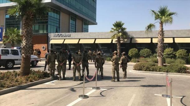 Forcat turke të sigurisë neutralizuan njërin prej nxitësve të sulmit terrorist në Erbil   TRT  Shqip