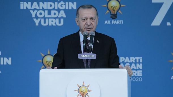 Erdogan: Turqia do të jetë një nga shtetet më të mëdhenj të botës | TRT  Shqip