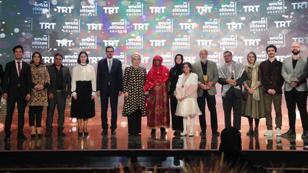 Gala premiilor TRT World Citizen