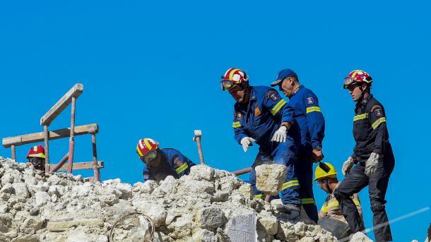 Tërmet në Egje, një person humb jetën në ishullin e Kretës   TRT  Shqip