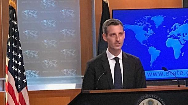 SHBA: Me Turqinë, veçanërisht në lidhje me Sirinë, kemi interesa të përbashkëta | TRT  Shqip