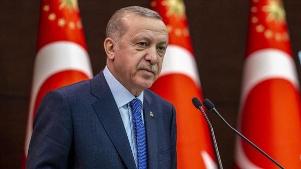 Erdogan: Punojmë për kapërcimin e epidemisë me më pak dëme, rezistenca do të jetë e suksesshme | TRT  Shqip