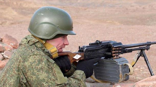 AFRICOM: Rusia dërgon avionë luftarakë në Libi   TRT  Shqip