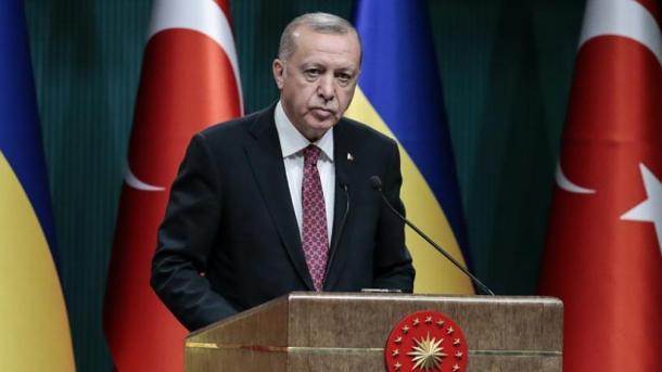 Erdogan: Qendra operacionale për korridorin e paqes do të jetë në kufirin me Sirinë | TRT  Shqip