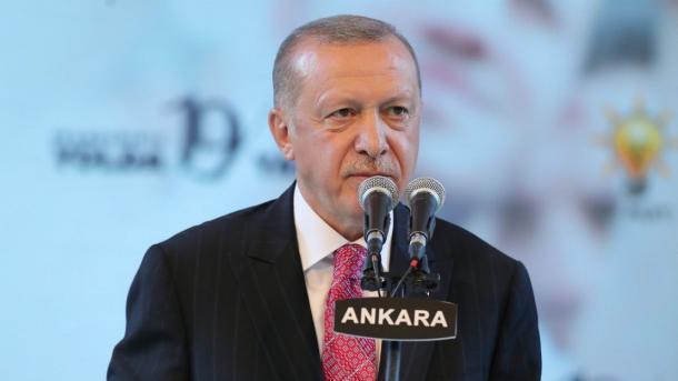 Erdogan: Thamë mos guxoni të sulmoni anijen tonë, sot morën përgjigjen e parë | TRT  Shqip