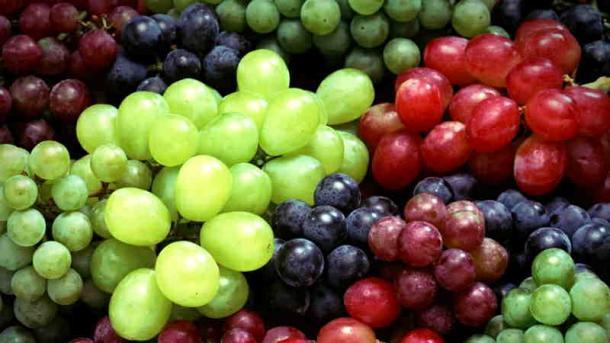 Turqia rriti me 22% eksportet e rrushit të freskët   TRT  Shqip