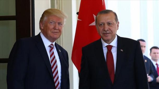 Trump njoftoi se 50 ushtarë amerikanë janë larguar nga veriu i Sirisë | TRT  Shqip