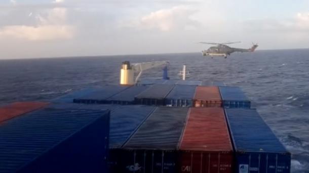 Turqia u jep notë proteste BE-së, Italisë dhe Gjermanisë për veprimin ndaj anijes turke | TRT  Shqip
