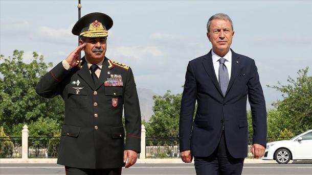 Akar: Armenia bën krime lufte, ata që bëjnë thirrje për armëpushim bëjnë sehir nga larg | TRT  Shqip