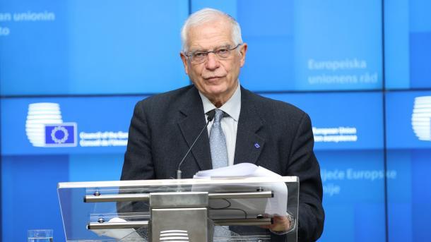 Borrell: BE-ja dhe Turqia dakordohen për vazhdimin e vrullit të arritur javëve të fundit në bisedime | TRT  Shqip
