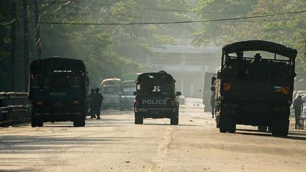 Sulmet ajrore në Mianmar – Numri i të vrarëve rritet në 521 | TRT  Shqip