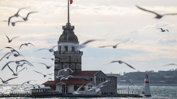 A e dini se 'Kulla e Vajzës' që ndodhet në Ngushticën e Stambollit ka një të shkuar 2.500-vjeçare? | TRT  Shqip