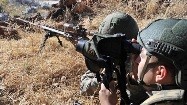 Turqi: Në 24 orët e fundit u neutralizuan 17 terroristë   TRT  Shqip