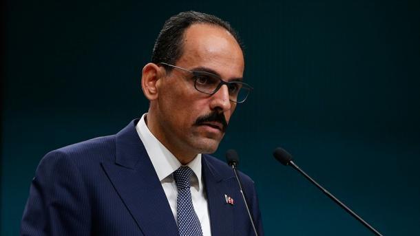 Ibrahim Kalin: Turqia refuzon pezullimin e procesit demokratik në Tunizi   TRT  Shqip