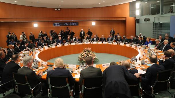 Samiti i Berlinit angazhohet për paqen në Libi | TRT  Shqip