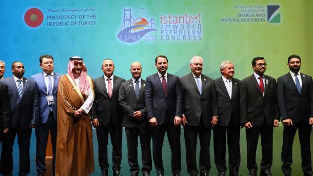 U Istanbulu počeo 22. Svjetski naftni kongres