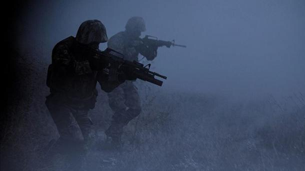 Forcat e Armatosura Turke neutralizuan dy pseudoudhëheqës të PKK/YPG-së në Tel-Rifatin sirian | TRT  Shqip