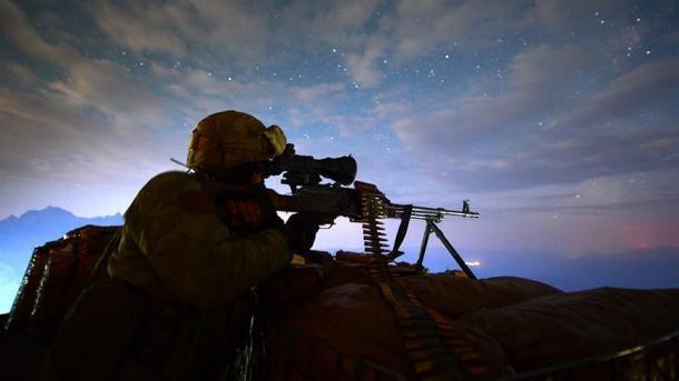 """Forcat turke të sigurisë neutralizuan 2 terroristë të PKK/YPG-së në rajonin e """"Mburojës së Eufratit""""   TRT  Shqip"""