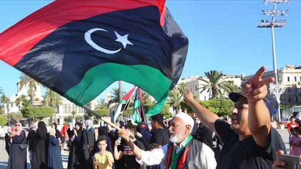 Protestë kundër Haftarit në Libi | TRT  Shqip