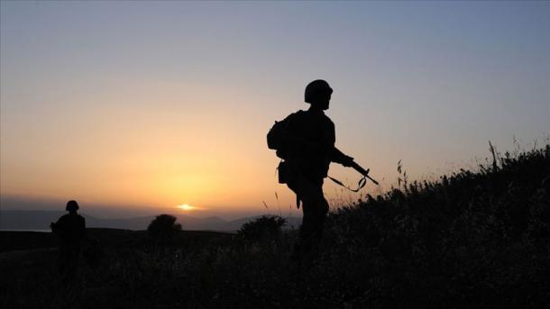 Operacioni antiterror në veri të Irakut, bien dëshmorë dy ushtarë | TRT  Shqip
