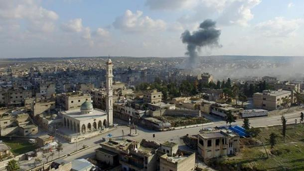 Regjimi i Esadit mori kontrollin e Maarratunnumanit, nënprefektura më e madhe e Idlibit | TRT  Shqip