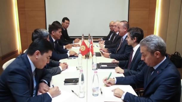 Ministri Çavusoglu pjesëmarrës në përurimin e Zyrës së Këshillit Turk në Budapest | TRT  Shqip