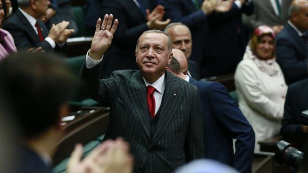 اردوغان: ترک ملت به تل د امت دعزت په خاطر حقه مبارزه کوي